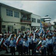 Invitacion a «Gran marcha de los niños por la Vida y por la Paz»