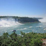 «Señoras y Señores: ¡Las Cataratas del Niagara!»