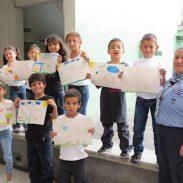 Concurso «Arte por la Paz» de UNICEF