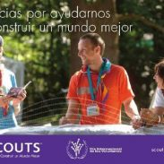 Voluntariado en el Movimiento Scout