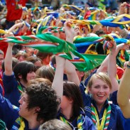 21 world scout jamboree