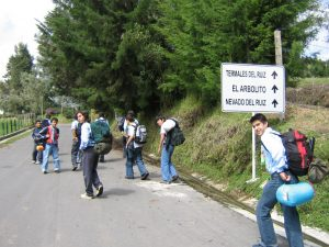Camino Gallinazo